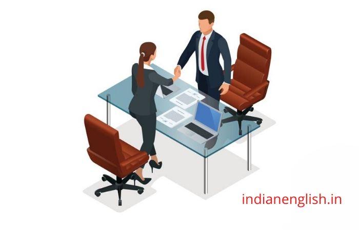 Handshake - Introduction tips