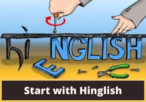 learn english step by step