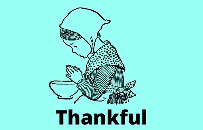 thankful meaning in hindi