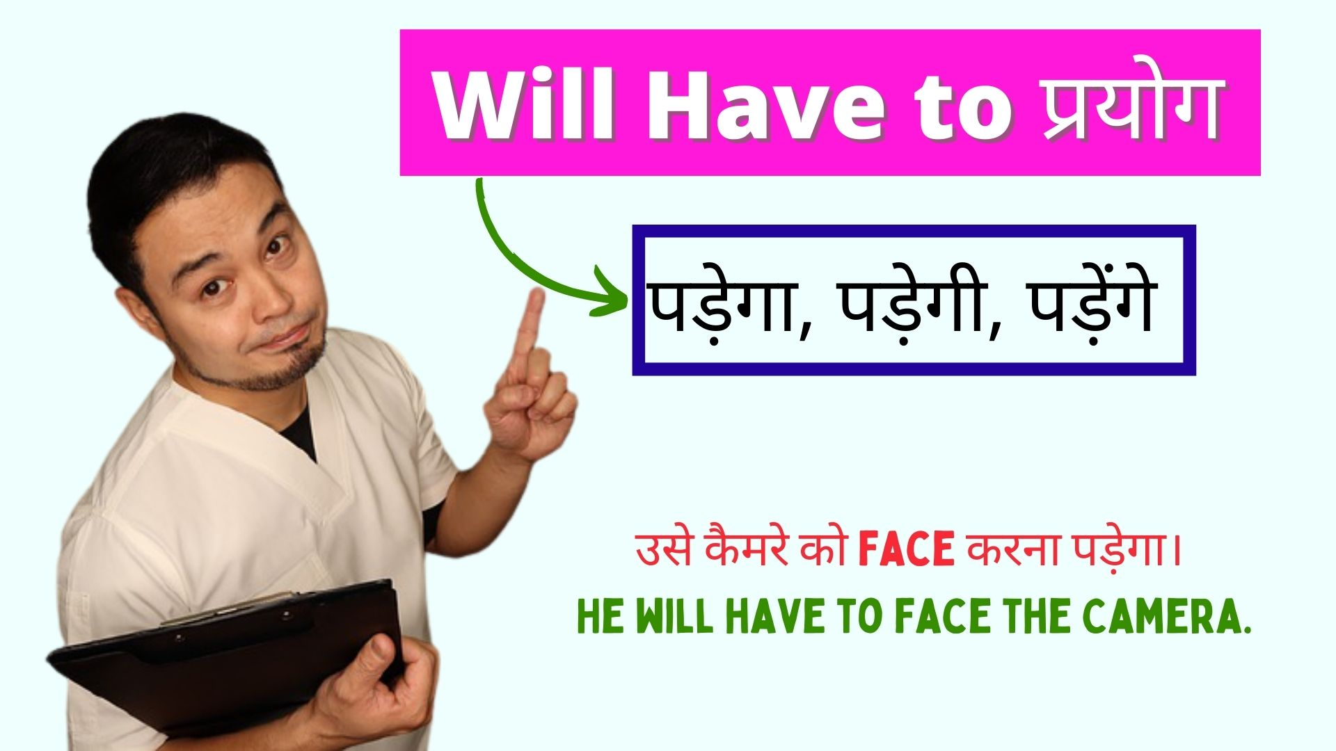 Will Have to Meaning in Hindi